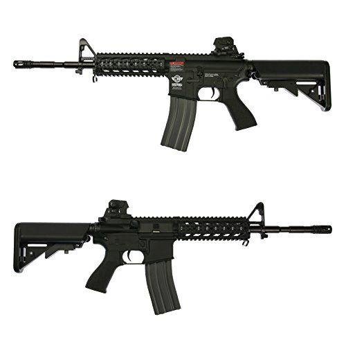 Softair - G&G Armament M4 CM16 Raider-L - ab 14, unter 0,5 Joule