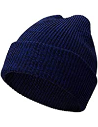 Amazon.it  cappello - Berretti in maglia   Cappelli e cappellini ... e9de0c6a9ea0
