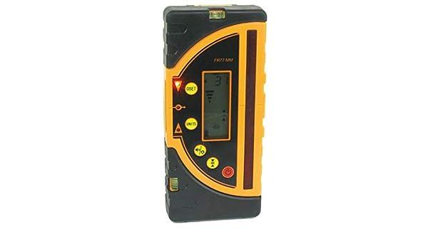 Laserempfänger digital mit mm anzeige und extra langem empfangsfeld