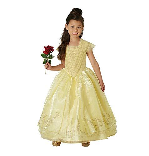 Idealtrend Kostüm Kinder Gr 104-164 Mädchen Jungen Fantasy Fasching Karneval Cosplay Unisex: Farbe: Die Schöne und das Biest | Größe: 116 (Die Schöne Und Das Biest Kostüme Für Jungen)