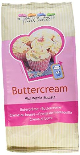 FunCakes Mix für Buttercreme, 1er Pack (1 x 1 kg)
