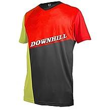 BurningBikewear Uglyfrog Ropa Ciclismo, Camiseta Verano de Ciclistas,Downhill Shirt Motocross Juegos Ropa