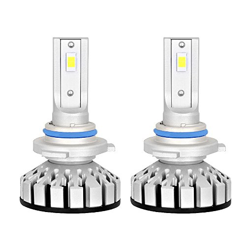 Preisvergleich Produktbild Kit LED Scheinwerfer 6000K in 12 PCS LED-Chip 9005 HB3 Birne 48W 6000LM