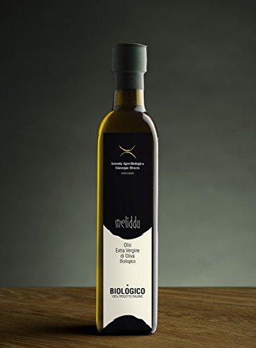 6 x 0.75 l - olio extravergine di oliva biologico sardo