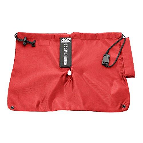 Preisvergleich Produktbild Schutzhülle,  Motorschutz,  Abdeckung,  Motorcover für e-bike Mittelmotoren von NC-17 Connect / Motor Cover 2.0 / One Size / Rot