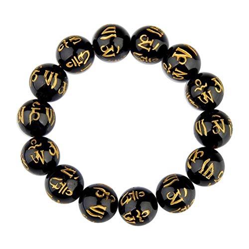 Healith Gebetskette Mala Armband Zen Buddhismus Reiki Energieheilung Therapie Yoga Armband für Männer Frauen