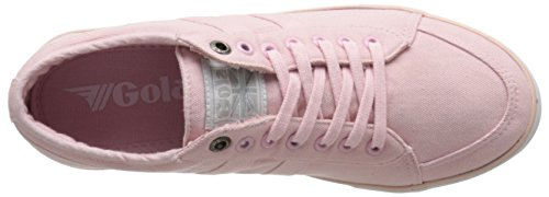 Gola Comet Canvas, Baskets Basses femme Rose - Pink (Crystal Pink)