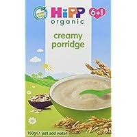 "HiPP Organic Stage 1"" From 6 Months"" Creamy Porridge 160 g (Pack of 4) preiswert"