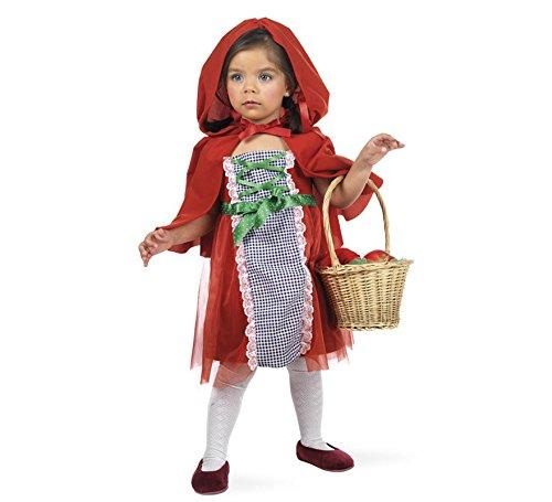 Riding Hood Böse Red Kostüm - Limit Fasching Kleinkinder Kostüm Rotkäppchen