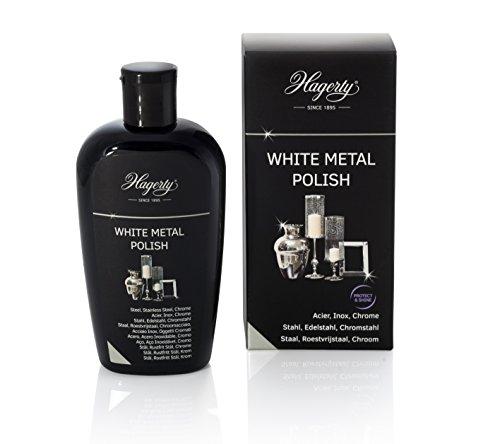 Hagerty White Metal Polish -