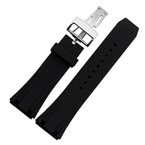 nesun-silicone-black-watch-band-with-butterfly-buckle-for-audemars-piguet-mens-watches-26mm-28mm-sty