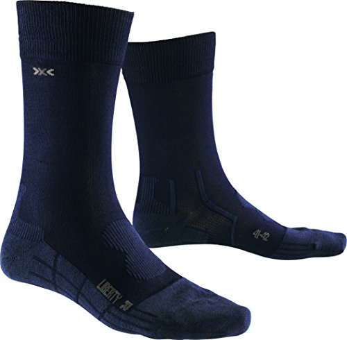 X-Socks - respirantes - liberty - adulte - Noir - 41/42
