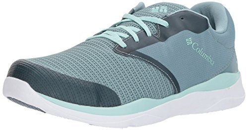 Columbia Damen ATS Trail Lite WP Outdoor Fitnessschuhe, Blau (Storm/Spray), 40 EU