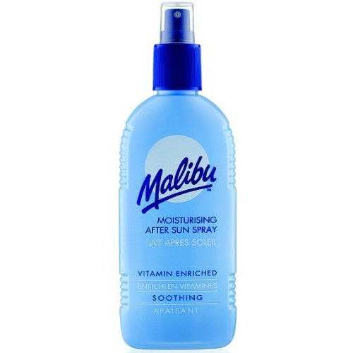 Malibu Moisturising After Sun Spray 200ml -