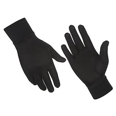 ALASKA BEAR - Natural Silk Gloves Liner Unisex from ALASKA BEAR