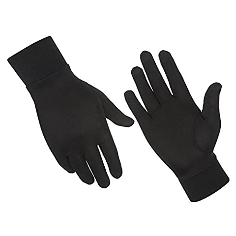 ALASKA BEAR - Natural Silk Gloves Thermal Liner