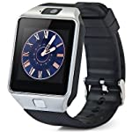 This DZ09 Smart Watch from Maya will the most useful and fashionable accessory you will have. It has HD display: High sensitive capacitive touch screen; the lost function. Supports MP3, MP4, Camera; Sync function: Twitter, Facebook; time, schedule, r...
