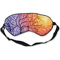 Art Abstract Tree Painting Sleep Eyes Masks - Comfortable Sleeping Mask Eye Cover For Travelling Night Noon Nap... preisvergleich bei billige-tabletten.eu