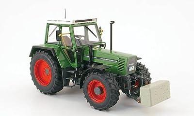 Fendt Favorit 615 LSA, grün, 1989, Modellauto, Fertigmodell, Weise 1:32 von Weise