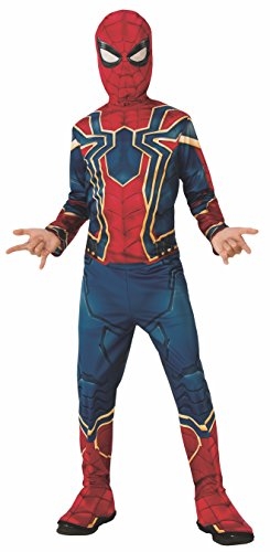 "Rubie's Offiziell Lizenziertes ""Avengers 3: Infinity War"" Iron Spider Kostüm für ()"
