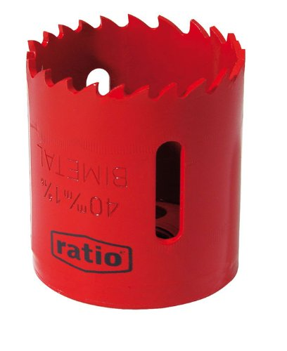 Ratio 1590h21 – Scie cloche 21 mm dient var Ratio