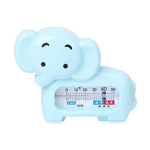nankod Wasser Raum Thermometer Baby Baden Elefant Form Temperatur Infant Kid Dusche - Elefanten-dusche