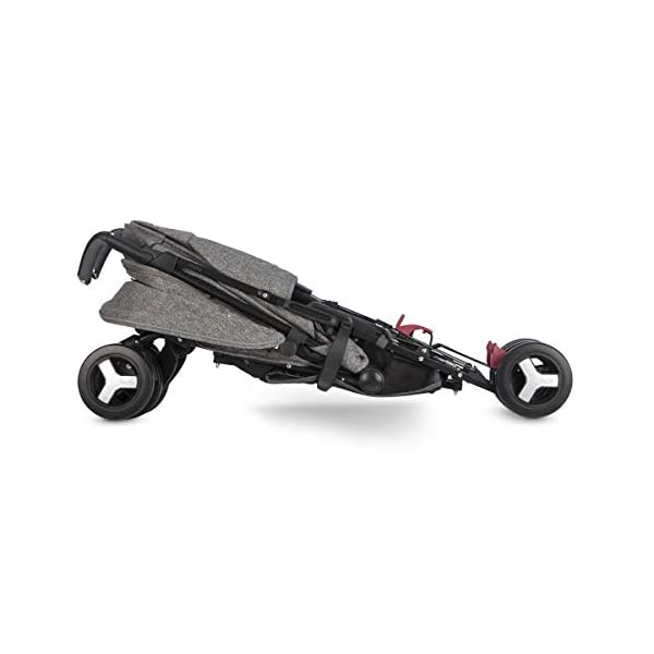 Silver Cross Reflex Brompton Silver Cross Reflex is an advanced stroller, suitable from birth up to 25kg, with a wealth of features 5-point harness Reflex comes with an exclusive matching new-born head hugger, meaning your baby is super cosy when the pushchair is in lie flat mode 5