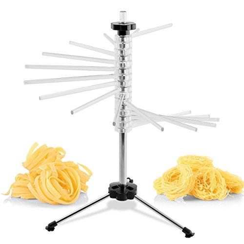 bremermann Nudeltrockner - Nudelständer für selbstgemacht Pasta, faltbar
