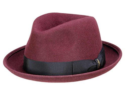 borsalino-sombrero-de-vestir-para-hombre-rojo-rojo