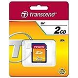 Transcend - TS2GSDC - 2 Go Carte Mémoire SD