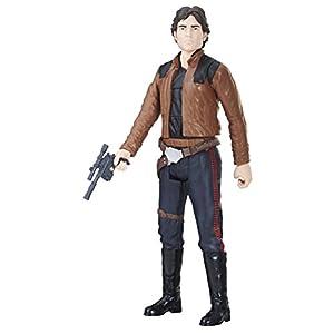 Star Wars Han Solo Movie- S2 Zeus, (Hasbro E1176ES0)
