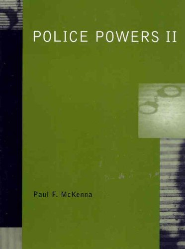 police-powers-ii-by-paul-f-mckenna-2002-05-07