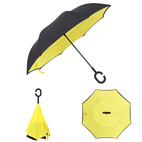 DELIBEST Paraguas invertido