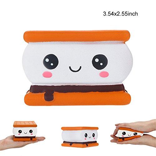 (TAOtTAO Stressabbau Scented Super langsam Steigende Kinder Spielzeug Squeeze Toys Keks)