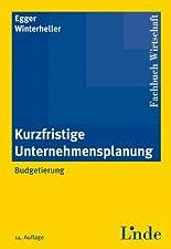 Kurzfristige Unternehmensplanung: Budgetierung hier kaufen