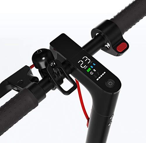 Xiaomi Monopattino Elettrico Pieghevole FBC4015GL, 45Km di autonomia, velocità Fino a 25km/h, Unisex Adulto, Nero, Taglia Unica