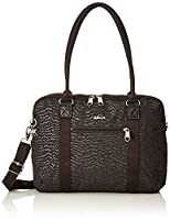 Kipling - NEAT - Laptop Bag - Black Garden - (Black)