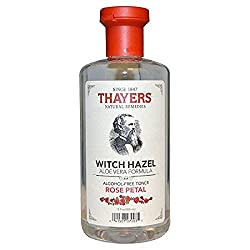 Thayers: Witch Hazel with Aloe Vera, Rose Petal Toner 12 oz (3 pack)