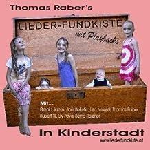 Liederfundkiste - In Kinderstadt
