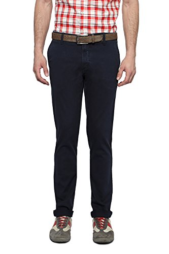 Allen Solly Men's Slim Fit Pants