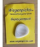Wegen Picks Gypsy Jazz white