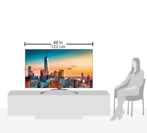 LG 55SJ8509 139 cm (55 Zoll) 4k Fernseher - 14