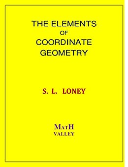 Coordinate Geometry Ebook