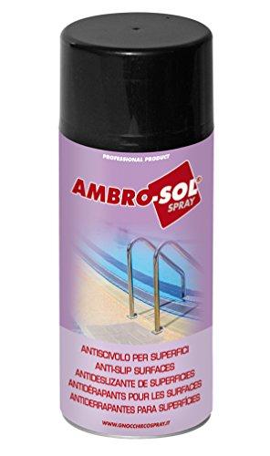 Ambro-Sol I268 Antideslizante de Superficies, Amarillo, 400 ml