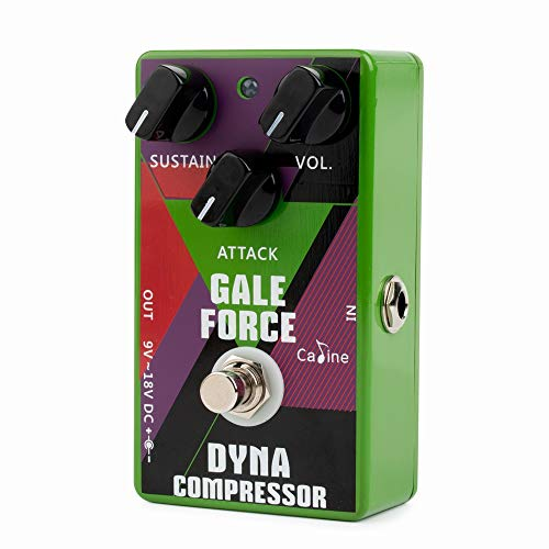 Pedal efecto guitarra Caline cp-52Gale Force-Dyna