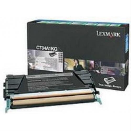 Preisvergleich Produktbild Lexmark–Schwarz–Original–Tonerpatrone LCCP, LRP