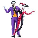 NJ Croce Batman BTAS DC 3938 The Joker & Harley Quinn Biegbare Figuren Doppelpack