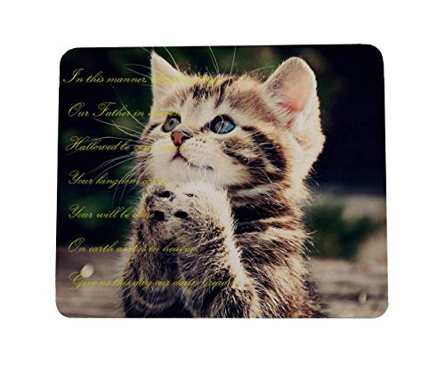 s Design Non-Slip Rubber Mousepad Gaming Mouse Pads 300mm x 250mm ()