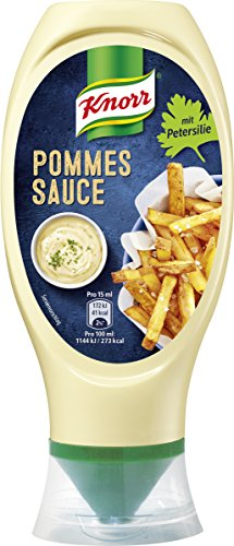 Knorr Pommes Sauce Flasche, 430 ml