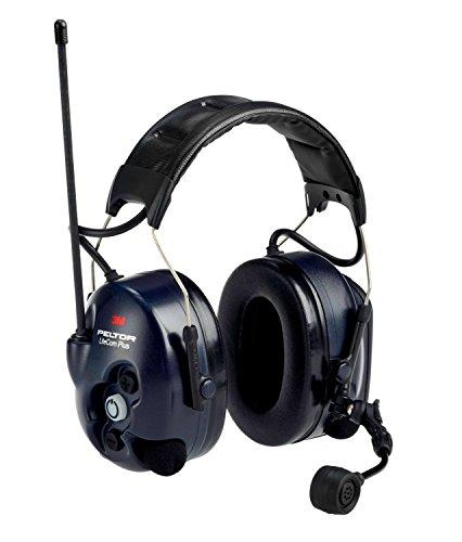 3M MT7H7A4410-EU Casque antibruit communiquant LiteCom Plus - PMR 446 - serre-tête
